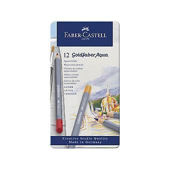 Faber Castell Goldfaber Vesivärikynät Setti 12