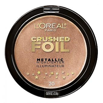 L'Oreal Crushed Foil Metallic Highlighter