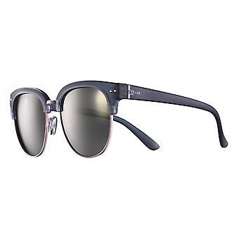Sunglasses Unisex Cat.3 blue-roze/smoke (JSL1869)