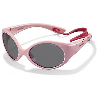 Sunglasses Girl 8010/Smif/Y2 Girls Pink/Grey