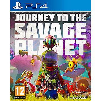 Journey to the Savage Planet PS4 Game