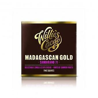 Willies - Madagascan Sambirano Dark (71%) Bar