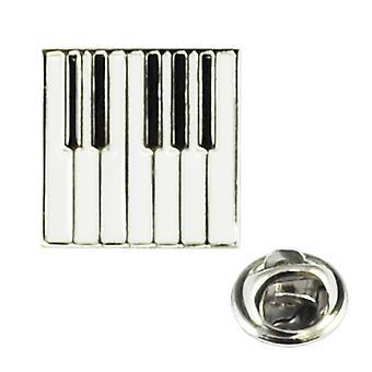 Bånd Planet Klaver Keyboard Revers Pin Badge
