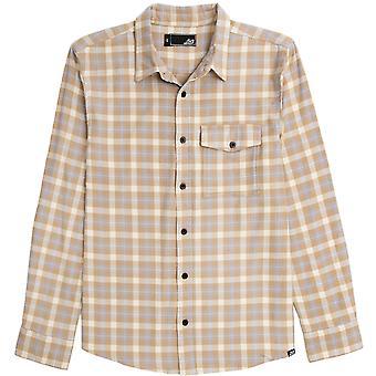 Lost enterprises junction flannel shirt
