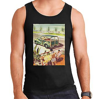 Morris Traveller Summer British Motor Heritage Men's Vest