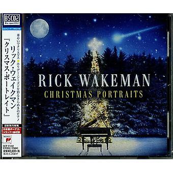 Christmas Portraits [CD] Usa tuonti