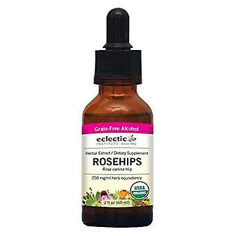 Eclectic Institute Inc Rosehips, 250 mg, 2 Oz mit Alkohol