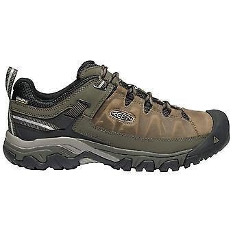 Keen Bungee johto miesten Targhee III WP kävely kenkä