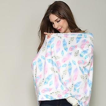 Multi Functional Cotton Breastfeeding Scarf