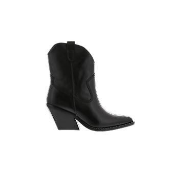 ब्रोंक्स टखने बूट काले 34155A01 जूता