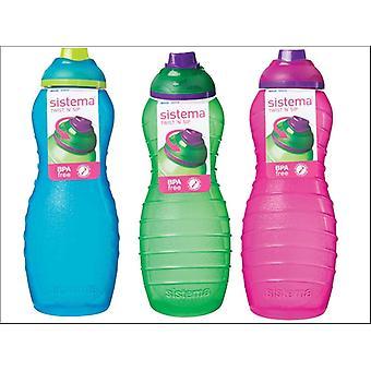 Sistema Davina Drinks Bottle 700ml Assorted 18074500