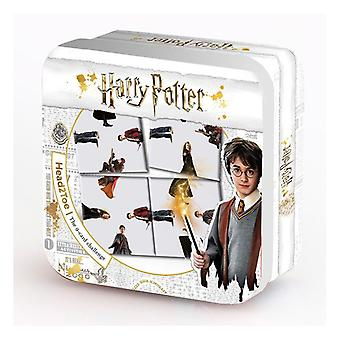Harry Potter e amigos Top 2 Toe Ultimate 9 Card Puzzle Challenge