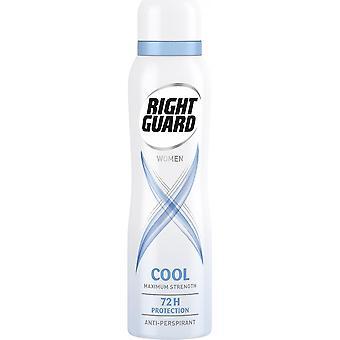 Desodorante Xtreme de la guardia derecha para ella - Fresco