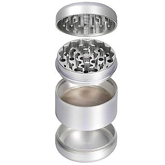 Smerigliatrice per erbe in alluminio Ronde Premium