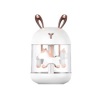 YANGFAN Portable Mini Humidifier Cute USB Personal Mute Humidifier