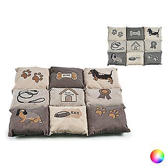 Dog Bed (74 x 6 x 58 cm)