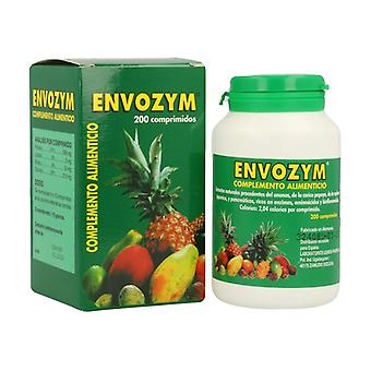 Envozym Food Supplement 200 tablets