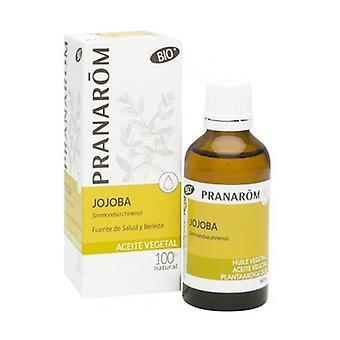 Organic Jojoba vegetable oils (Eco) 50 ml of oil