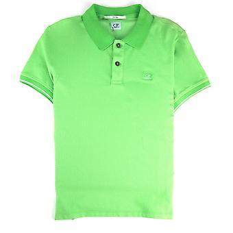 CP Företag Cp Företag Taktering Kortärmad Polo Green