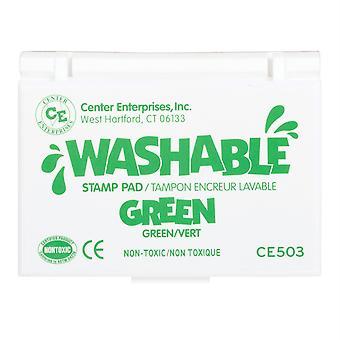 Washable Stamp Pad, Green