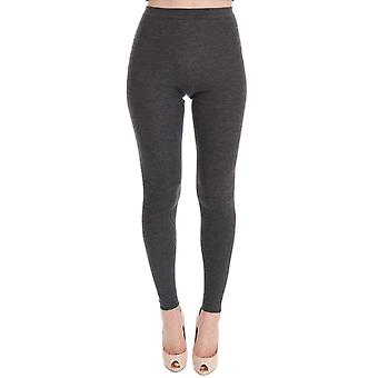 Gray cashmere stretch t72141143