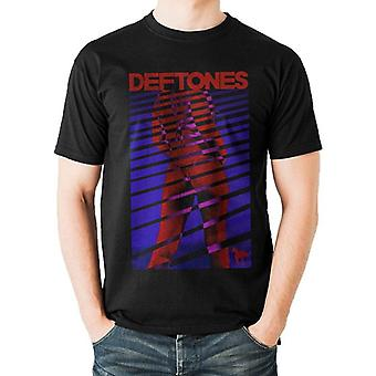 Deftones Unisex Adults Lady T-Shirt