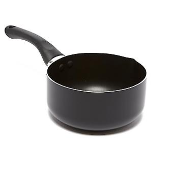 New Eurohike Milk Pan - 14 x 7 Camping Cooking Eating Silver