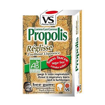Propolis Liquorice Erasers 45 g