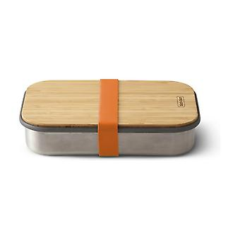 Stainless Steel Sandwich Box Orange 390 g (Orange)