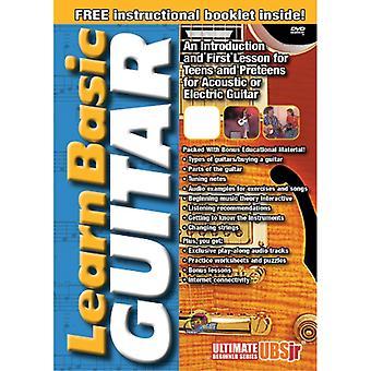 UBSJr.: Impara la chitarra di base -