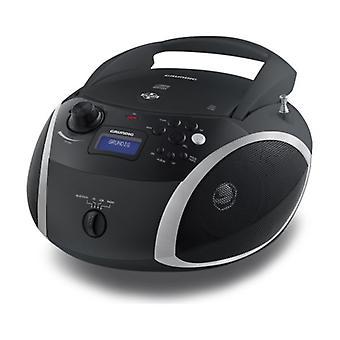 Ραδιο CD Bluetooth MP3 Grundig RCD 1500/Μαύρο