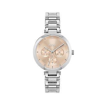 HUGO 1540088 Hope Silver & Rose Gold Ladies Watch