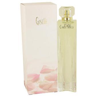 Giselle Eau De Parfum Spray By Carla Fracci 3.4 oz Eau De Parfum Spray