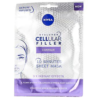 Nivea Hyaluron Cellular Filler Contour Face Mask