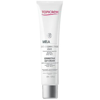 Topicrem Mela Corrective Day Cream Spf 20 of 40 ml