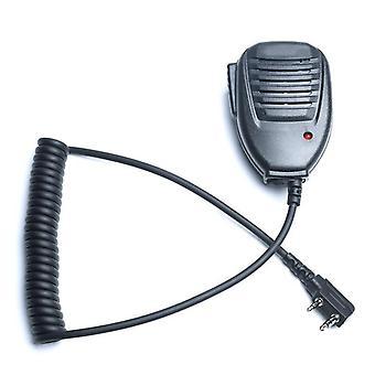 Orijinal Walkie Talkie 50km Mikrofon Hoparlörü
