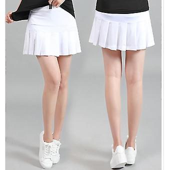Women's Tennis Skirts, Running Fitness Pleated Skirts