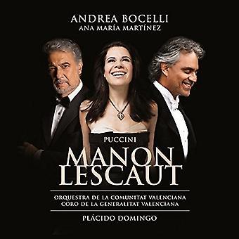 Andrea Bocelli - Puccini: Manon Lescaut [CD] USA import