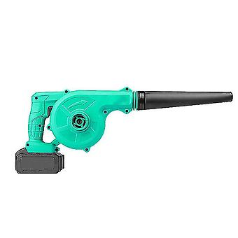 2 In 1 cordless electric air blower & suction handheld leaf computer dust collector cleaner power tool for makita 18v battery