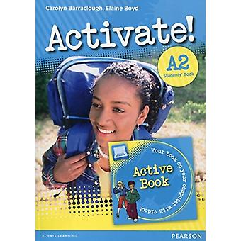 Activate A2 Students Book and Active Book Pack by Carolyn BarracloughElaine Boyd