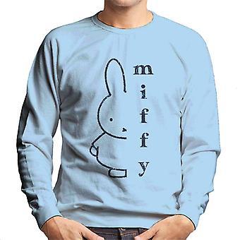 Nijntje Starry Outline Men's Sweatshirt
