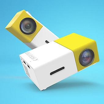 Yg300 Household Full High Definition Led Support Mini Projector