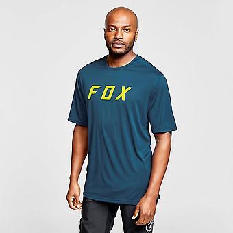New Fox Men's Ranger Short Sleeve Jersey Blue