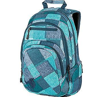 Nitro Snowboards Rucksack Stash, Unisex-Adult Backpack, Blue (Zebra Ice), 49 Centimeters