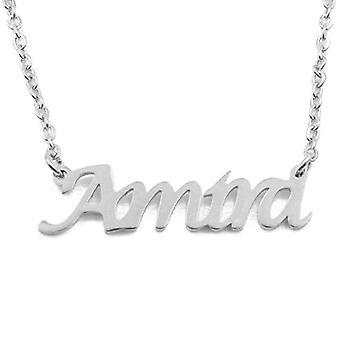 KL Kigu Amira - Naisten kaulakoru nimeltään, hopea