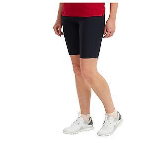 Footjoy Womens Golf Shorts Lightweight Soft Fabric Comfortable 4 Pockets Bottom