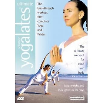 Ultimate Yogalates 3 DVD
