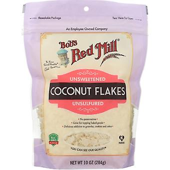 Bobs Red Mill Coconut Flakes, Case of 4 X 10 Oz