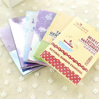 Women Makeup Oil Absorbing Face Tissue Papers