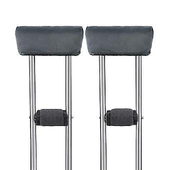 new universal crutch pads underarm and hand grip padding sm52092